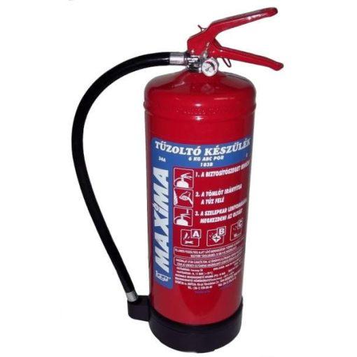Tűzoltó Készülék Maxima 6kg