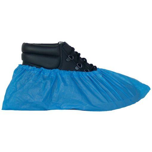 Cipővédő kék nylon csomag 100
