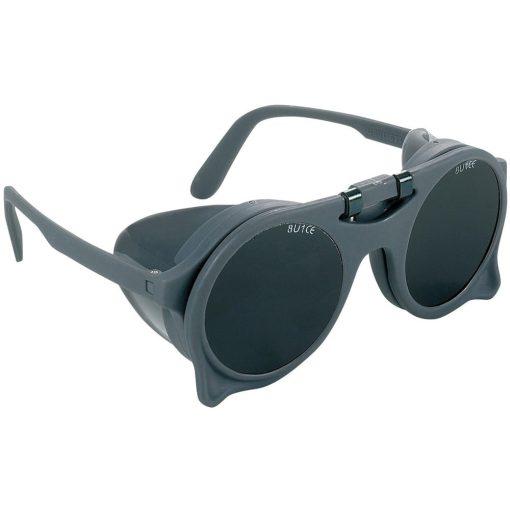 Eurolux - száras szemüveg felhajtható üveg, oldalvédő